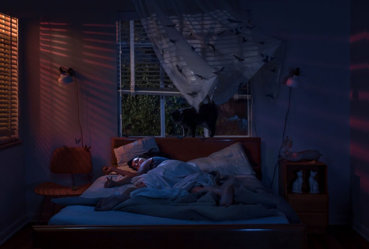 Your Most Stressful Recurring Nightmare (And What It Says